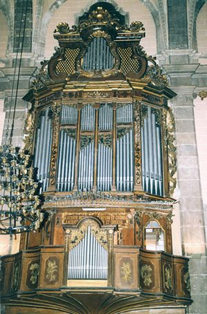 Morning Organ Concert
